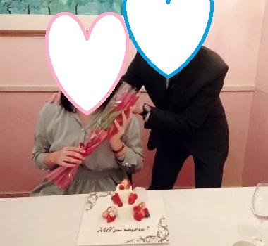 30歳女性会員 感動のプロポーズ
